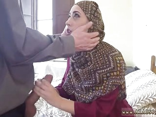 Arab couple homemade and muslim mature No Money, No Problem