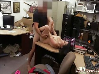 Fuck to pay rent and chubby brunette amateur mature