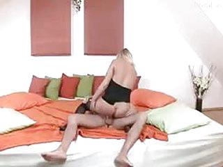 German babe gets hammered hard