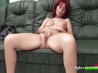Masturbation Big Tits Handicapped Riding Blowjob Having Her Mature Body Orgasm Hard